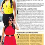 RT @namcinema: Meet the 2 heroines of @dasadarshan's #Ambareesha @priyamani6 & @bulbulrachita. http://t.co/vjOMGYxZYe