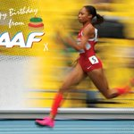 RT @iaaforg: Before the 2019 announcement starts:  We're wishing a very happy birthday to the incredibly talented @allysonfelix! http://t.c…