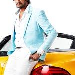Kannada superstar @KicchaSudeep extremely stylish looks from his next project #Ranna