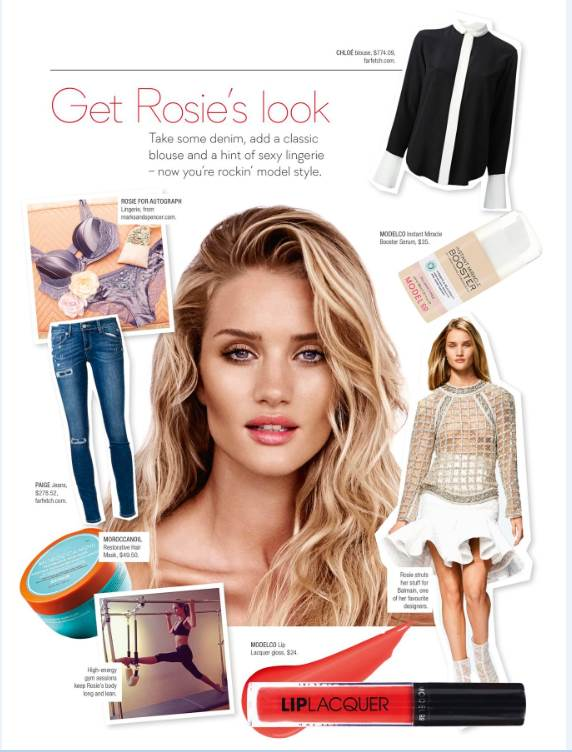 Spotted in @ShopTilYouDrop | Get @rosiehw's model style featuring ModelCo Instant Miracle Booster and Lip Lacquer. http://t.co/hWKJFSYvD3
