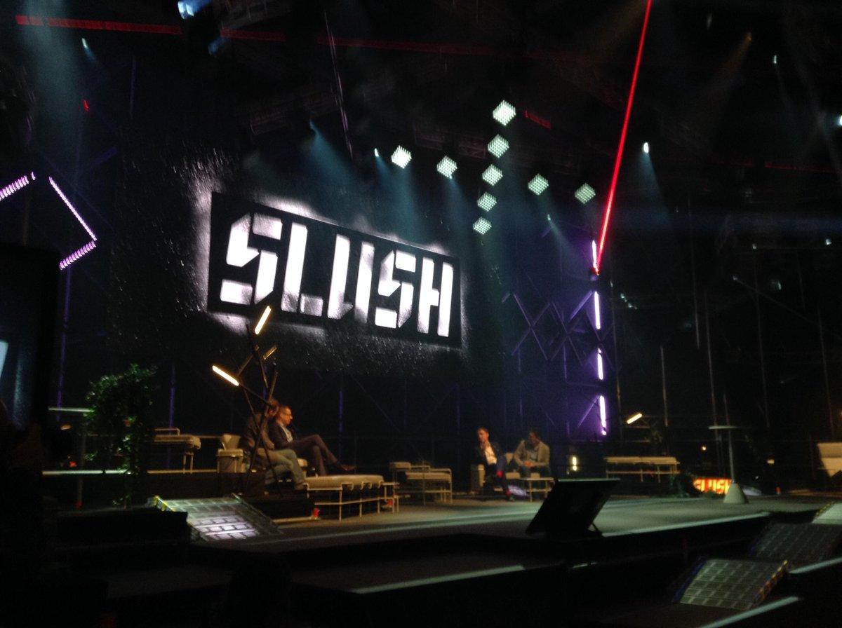 Finnish prime minister @alexstubb: Finland needs to adopt Estonian eGovernance. #slush14 http://t.co/JsFanRRrVz
