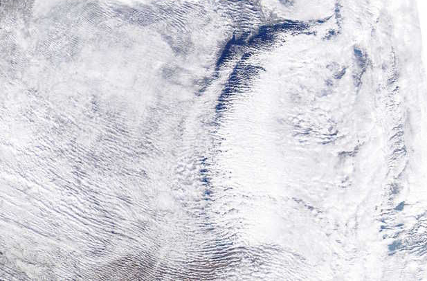 This is a satellite image of Michigan. We're in there somewhere. http://t.co/Uv6W5KxmzA http://t.co/A6Bu5iQ0Hh