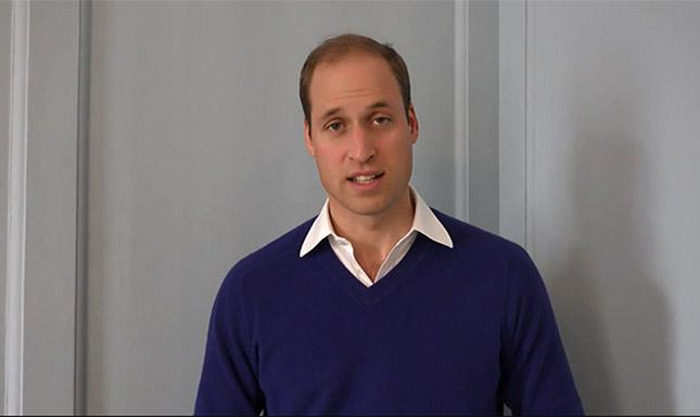 Prince William praises health care workers in new Ebola campaign video
