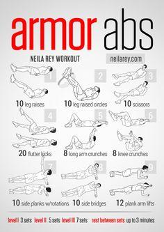 Una rutina para tu abdomen sin equipamiento: sólo necesitas fuerza de voluntad http://t.co/HrIrwbhR8F