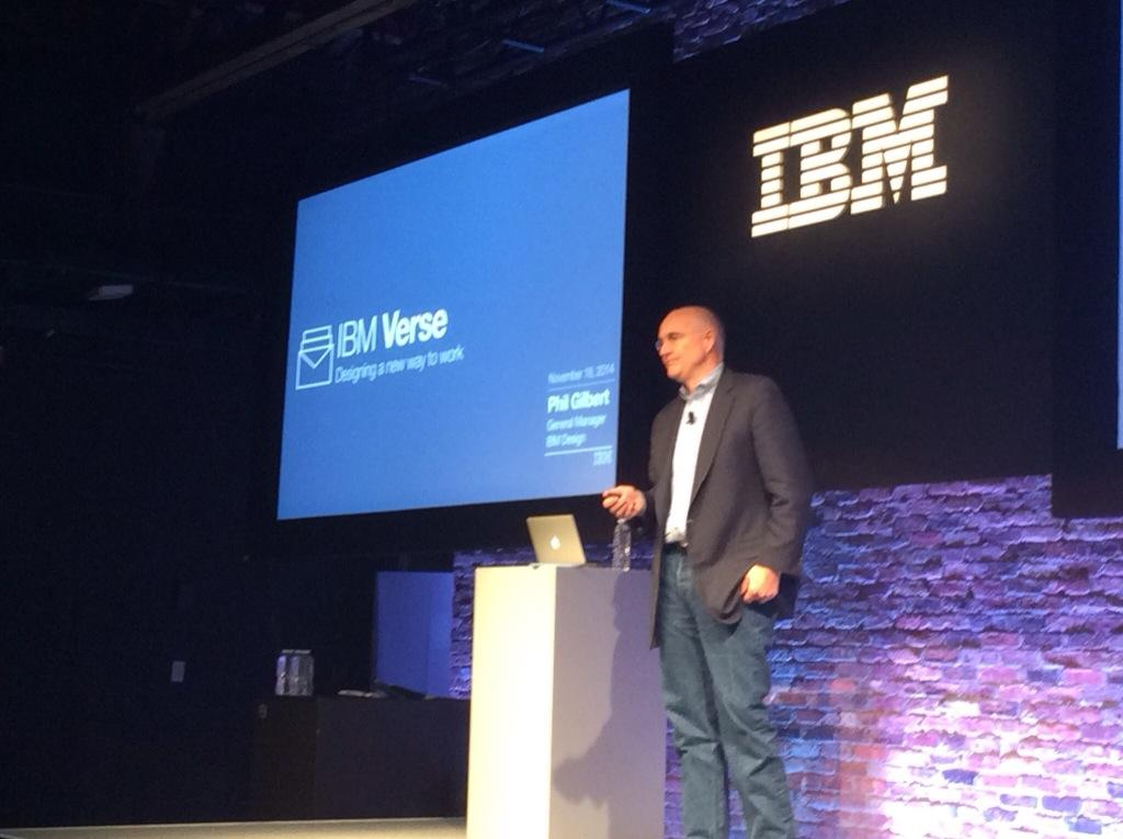You need to start with the consumer. Empathy is key according to Phil Gilbert of IBM #newwaytowork http://t.co/6Pawifi38J