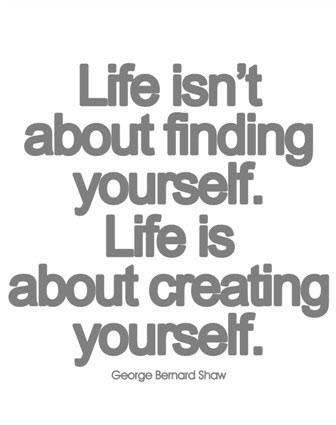 Create yourself http://t.co/VKxb4YvFwZ