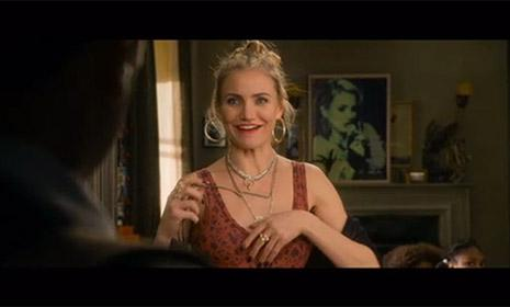 Cameron Diaz stars in this exclusive clip from the new film @AnnieMovie - out on 20 Dec!