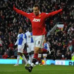 ON THIS DAY: In 2010, Dimitar Berbatov scored 5 as Man Utd hammered Blackburn 7-1 at Old Trafford. http://t.co/DQa8MSVXhC by @squawka