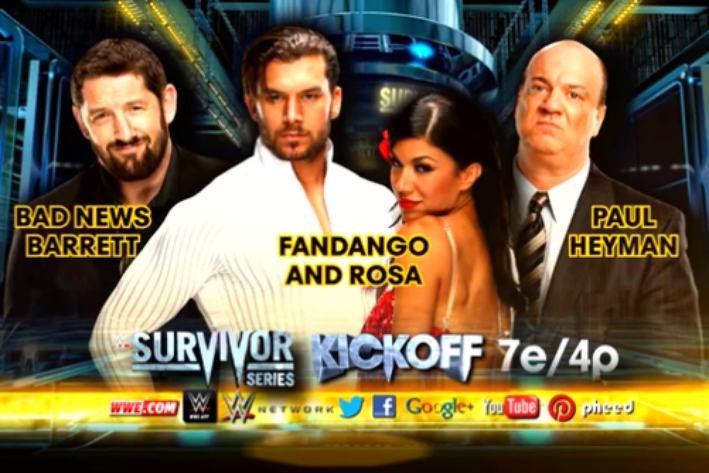 Cartel WWE Survivor Series 2014 B2ybTlmCAAANKsl