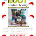 #Competition time here at NJoy Win a #Christmas Hamper with a special surpise! RT & FOLLOW TO ENTER #UoM #MMU http://t.co/dcjUsQTmzX