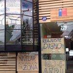 Con tranquilidad se vive jornada de movilización de Sector público en Coyhaique http://t.co/A9pxkIWuGl