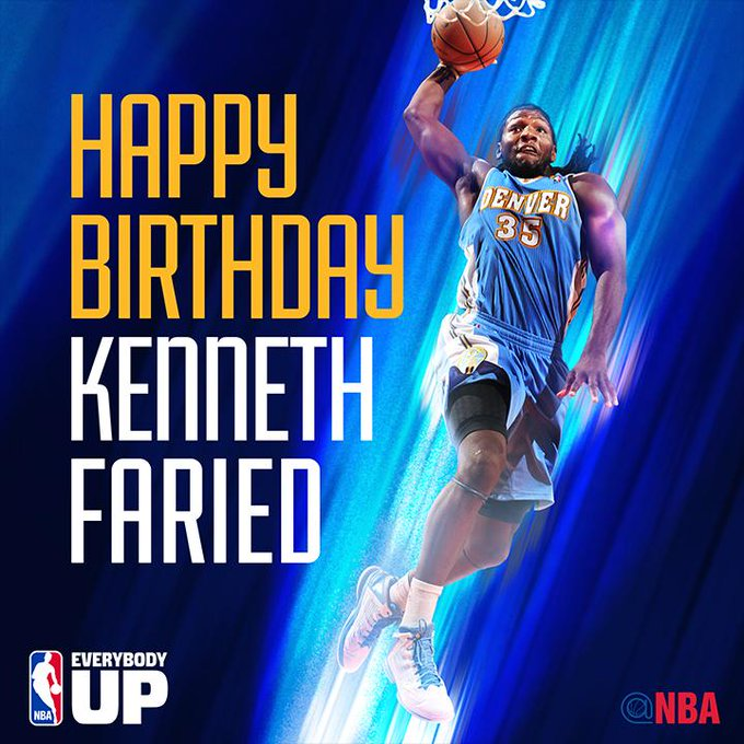 Denver Nuggets Quotes: Kenneth Faried's Birthday Celebration