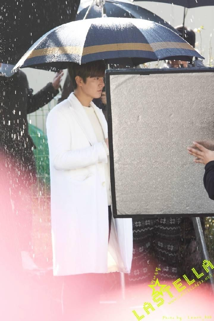 "RT @sanghe74: ""@Arasy2105: Flashback 2013.12.04 #LeeMinHo #KimTan BTS The Heirs  ©® Lastella http://t.co/JHRIfT8jqo""♡"