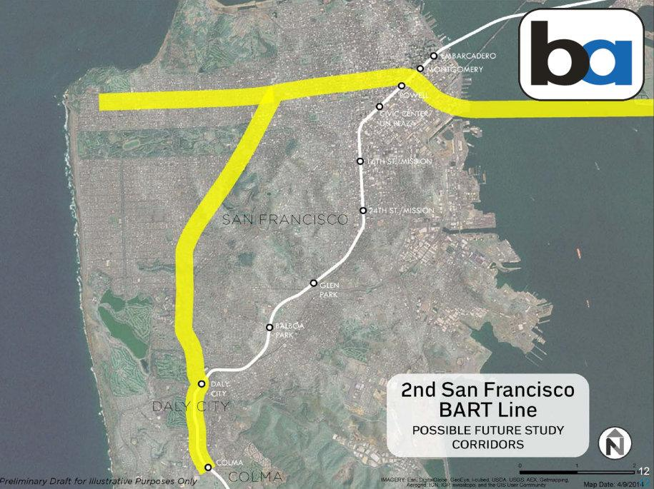 .@SFBART will study second Transbay tube, west side extension http://t.co/bNDov6GkSR http://t.co/3tKYUDDJa0