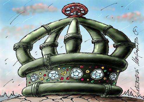 """Желание России """"понастроить газопроводов"""" в ЕС не имеет экономической логики, - Bloomberg - Цензор.НЕТ 8167"""