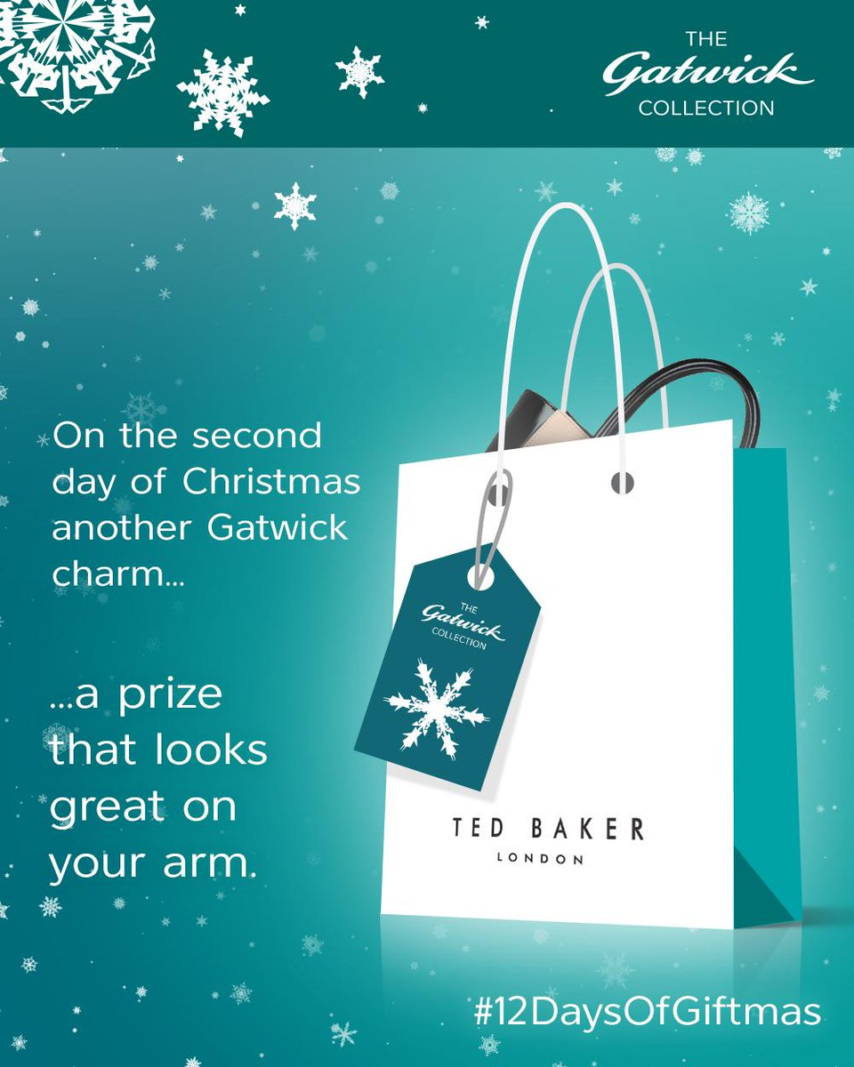 It's day two of #12DaysOfGiftmas! What @ted_baker item is in the bag? Start guessing... http://t.co/XLUW35DoYU http://t.co/q7UnOFQlOv
