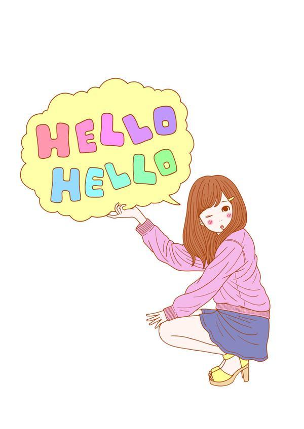 HELLO〜  I'm fine♡   http://t.co/e01hAegfTl