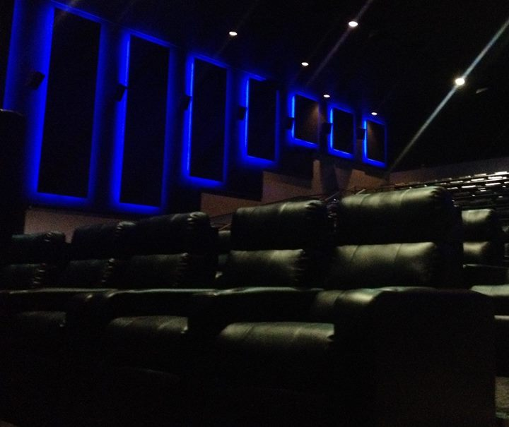 Check out the luxurious new fully reclining leather seats at Cinema de ...