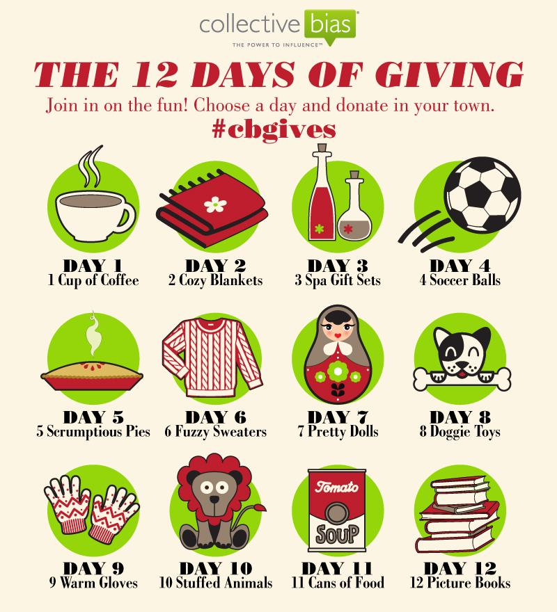 Let's create holiday cheer! Join our 12 Days of Giving campaign by choosing a day and sharing a photo with #cbgives! http://t.co/APw4jKFv2q