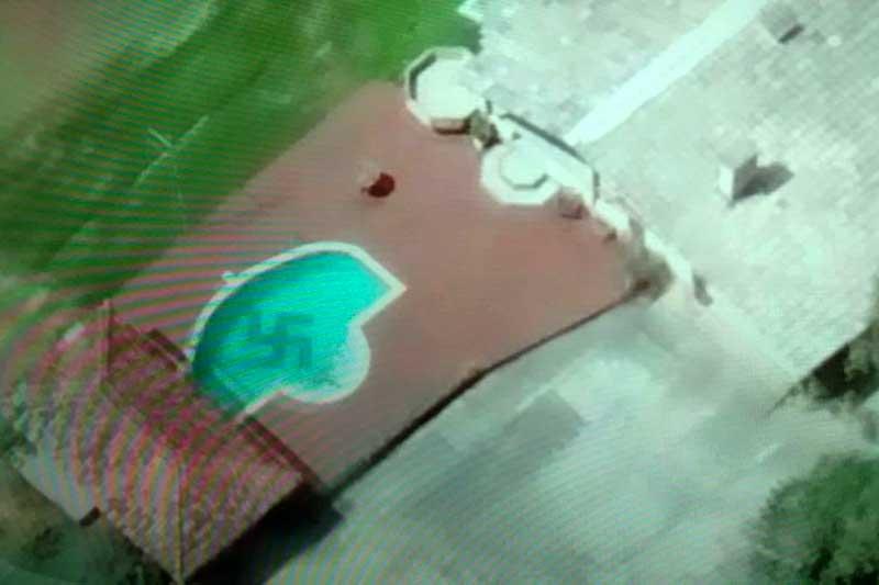 Piloto registra piscina com suástica no Vale do Itajaí | http://t.co/z8Ksqfymo3 http://t.co/e0DE2dzaKf