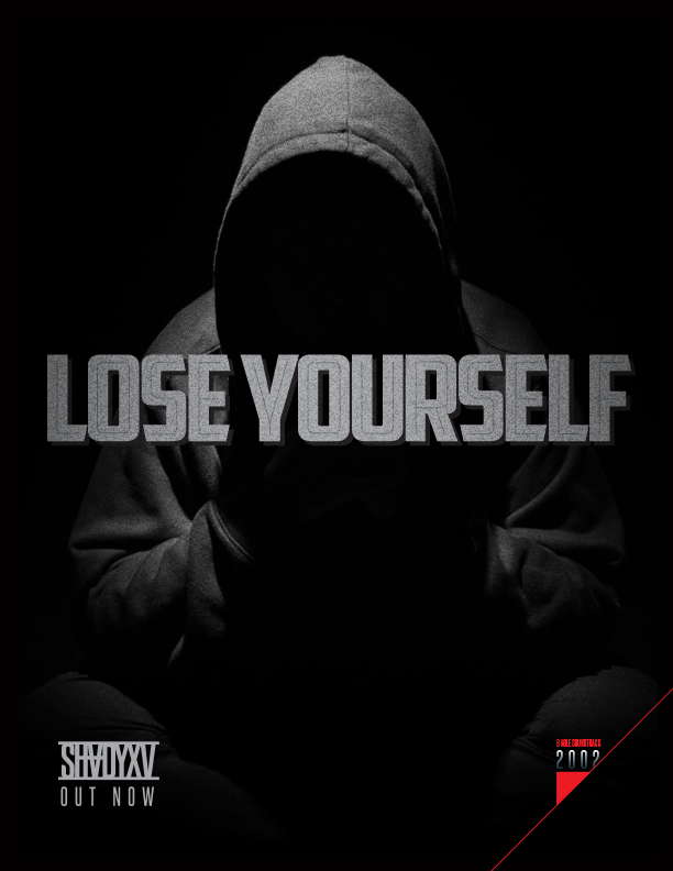 You only get one shot - @Eminem.  #SHADYXV out now: http://t.co/ivs8eESzl1 http://t.co/OM21WkrEkf