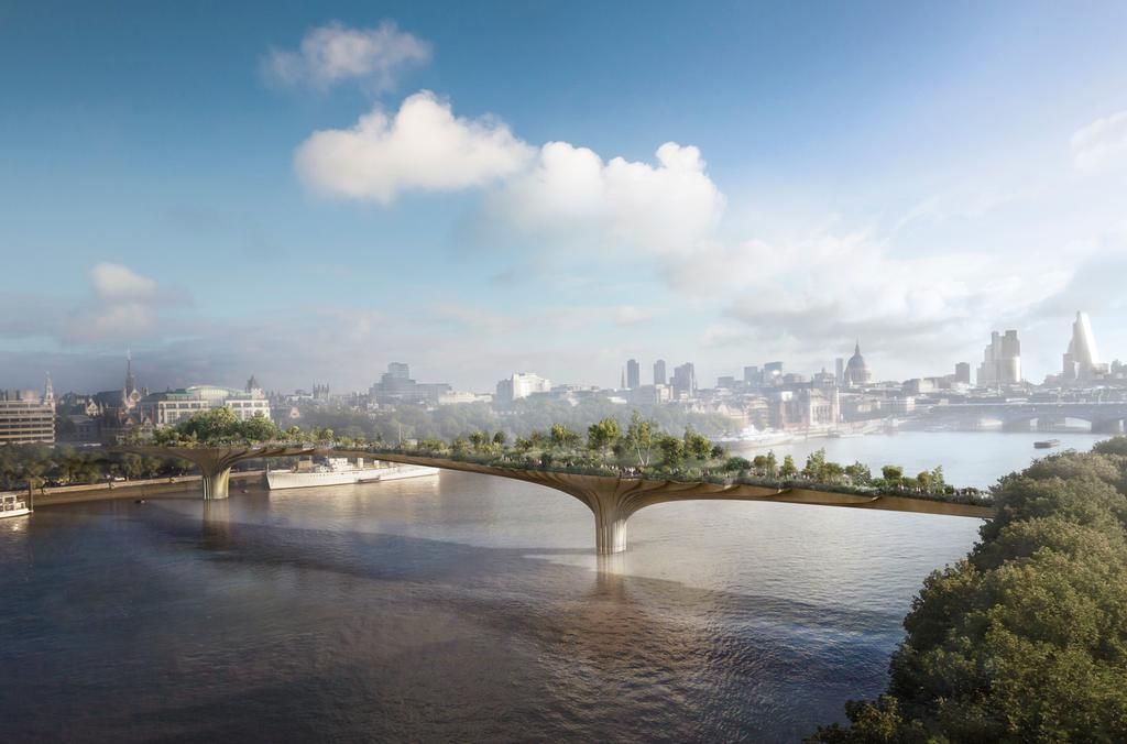 Tonight's planning committee has approved plans for the #London #GardenBridge ...over to you @MayorofLondon http://t.co/C9t4KJumPF
