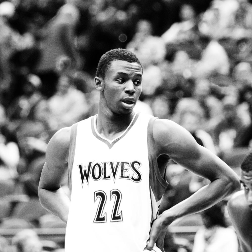 Number one draft pick. @MNTimberwolves rookie. 19 years old. Meet @22wiggins: http://t.co/tywpAVuiyj http://t.co/0yieam9MOB