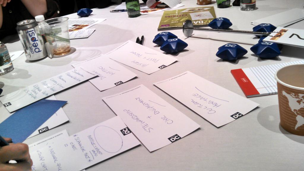 Hacking event planning at #BizBashDC @BizBashLive! #EventAlley http://t.co/lSa2mn6wgu