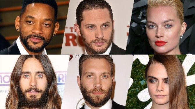 FINALMENTE! Definido o elenco de Esquadrão Suicida! http://t.co/V9dR3SXup4 http://t.co/ndbcMK79sS