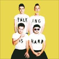 Go Buy this album! Talking Is Hard by WALK THE MOON @WALKTHEMOONband  https://t.co/svpBKOexIt http://t.co/0H6N2PZ2Gn