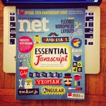 RT @LeaFrontEnd: Yeah!! just received the magazine I was waiting for!! #javascript #developer #frontend @netmag http://t.co/dO9V2ZA1pP http…