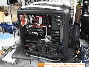 更新:100万円超えの最強ゲーミングPCが登場、GeForce GTX 980×3基搭載 フル水冷仕様、8コアのCore i7-5960Xにメモリは64GB http://t.co/Tt89ptfQC7 http://t.co/AuTOV3q6Zd