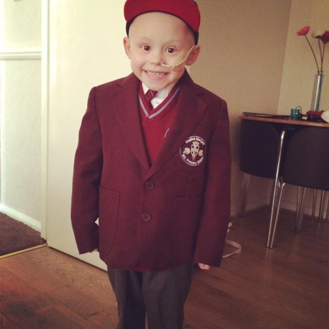 Five-year-old cancer patient Harley proves he's a 'Little Star' http://t.co/oFxmxAbNRK http://t.co/UMYd10a4JQ