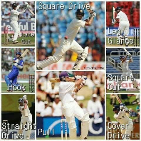 Could there be a better manual than this? Happy Birthday Rahul Dravid - The great wall of
