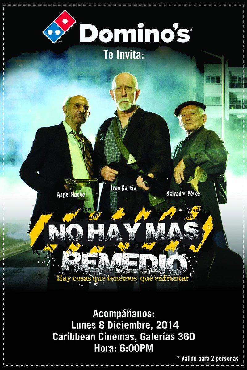 Completa la frase y gana boletas: Si vas al cine y ya la película esta comenzada #nohaymasremedio que... http://t.co/NDAFnK4yyv