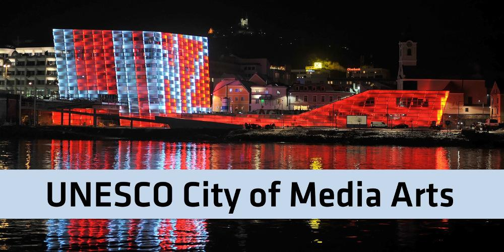 Linz has been named UNESCO City of Media Arts. We chatted with @LindingerCh about this success http://t.co/xS1Tnjm1Co http://t.co/icHisaI46F