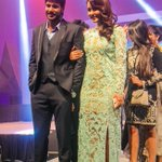 With @RaashiKhanna at the dine with the stars event :) #MemuSaitam http://t.co/fETxF0AITi
