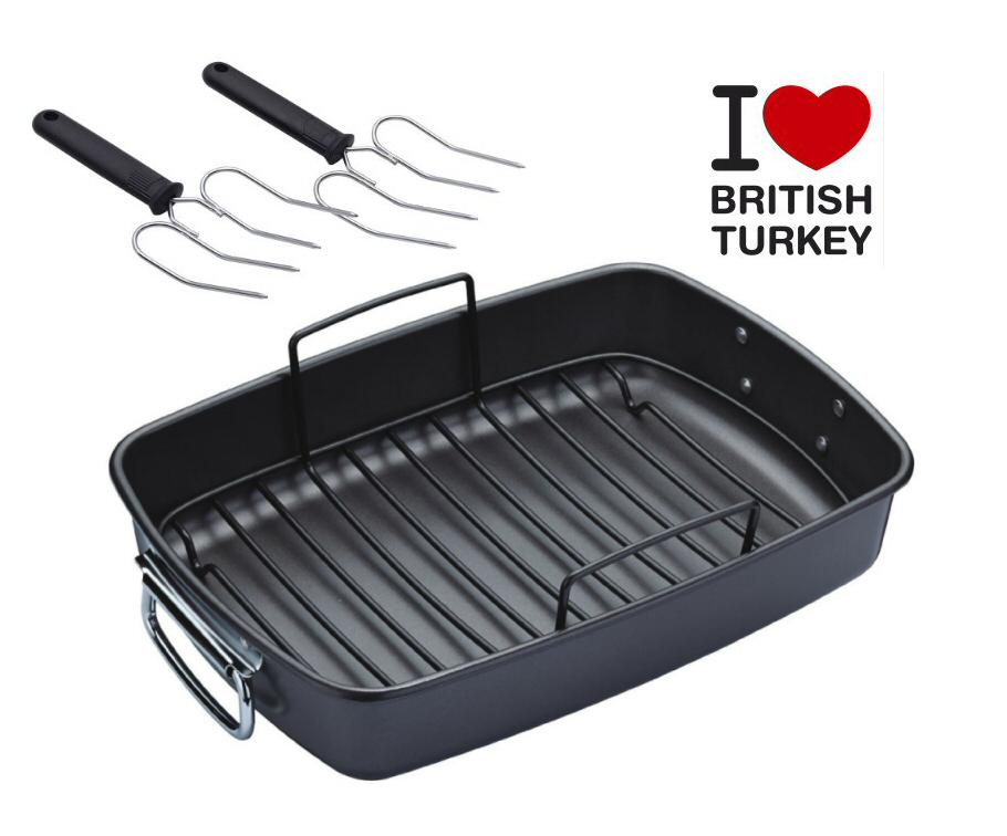 We've got a fantastic @BritishTurkey roasting set to #win just in time for Christmas day! Follow and RT us both! http://t.co/GGJndAMLdM