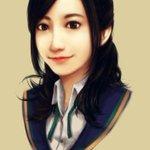 画像を描いて見ました。美穂さんお誕生日おめでとうございます!中国のファンです、ピングドラムから美穂さんが大好きになって