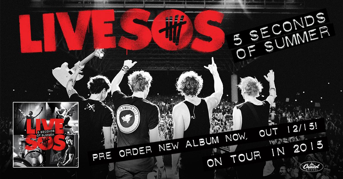 .@5SOS Fans: Pre-order #LIVESOS now: http://t.co/61exoP4tUe http://t.co/SSqhkUulLF