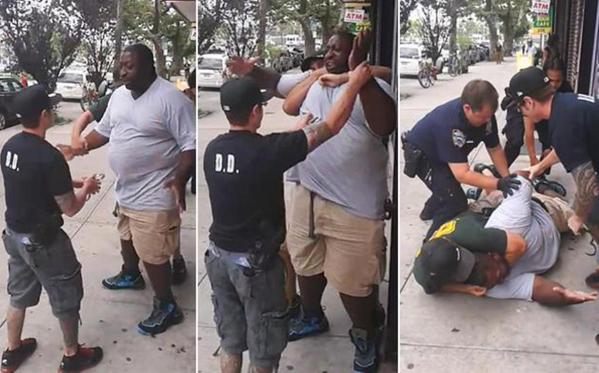 Breaking: NYPD officer who choked Eric Garner to death will not be indicted. http://t.co/r1ZCZHTK7c http://t.co/hWcRpVzuVJ