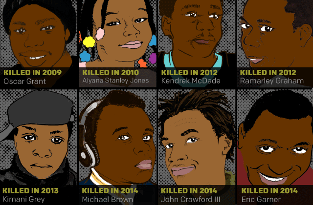 Black lives matter. #EricGarner http://t.co/daGipq6Pbl