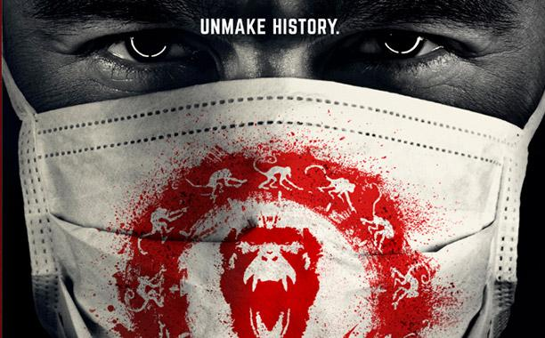 Check out the poster for @Syfy's '12 Monkeys':