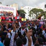 @NicolasMaduro ¡Dios bendice a Venezuela y esta juventud de oro!!!! http://t.co/84lunmqpoo