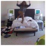 When you try to sleep but yo momma shooting a video #Beyonce711 http://t.co/sJOgWinW37