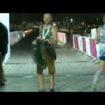 He has finished! Go on Marty! #legend http://t.co/KqA2F2WETn