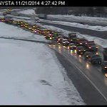 Good news: The #NY state thruway has reopened. (Still some restrictions) http://t.co/VDCuXNDMtM http://t.co/sbWCKjhoY8