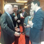 @CBCTheHouse and @evansolomoncbc speaking to Sen. John McCain at #hisf2014 http://t.co/IbPYb5xKNL