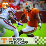 18 Hours To Kickoff: @dbarnett25 has 18.0 TFLs, a #Vols record for a true freshman, which ranks 2nd in @SEC in 2014 http://t.co/ZeFlebL4vi