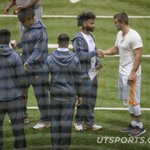 You never know who youll see working out on Rocky Top. #TebowTime http://t.co/DaWRt26G2G